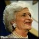 Barbara Bush, First Lady (1925-2018)