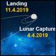 Israeli spacecraft to land on the Moon