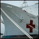 Navy hospital ships deploy in US for first time