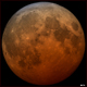 Look to the sky for a lunar light show