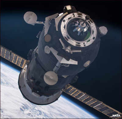 Russian spacecraft lost
