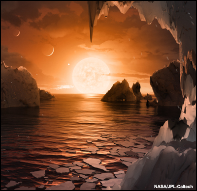 NASA announces stellar discovery