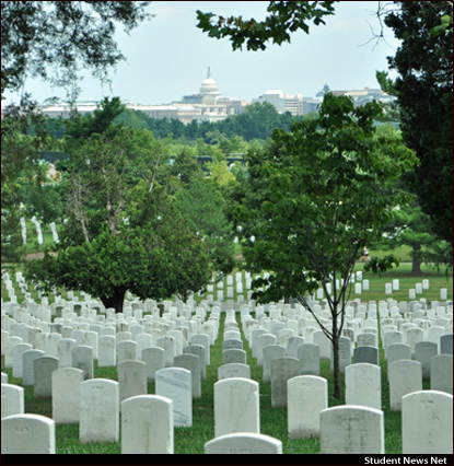 Memorial Day honors the ultimate sacrifice
